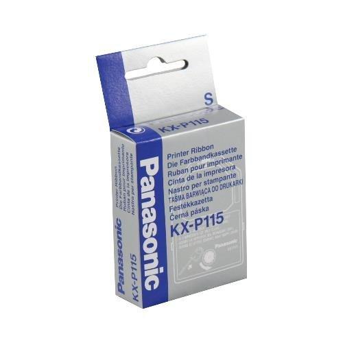 Panasonic KX-P115 OEM Ribbon - KX-P1150 1180 1180i 1191 1695 Black Fabric Ribbon OEM