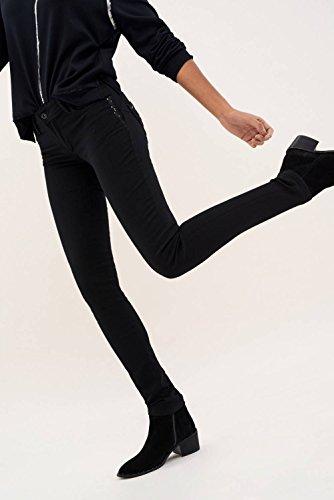 Salsa Wonder Con Skinny Jeans Nero Luccichio Neri r5PvrOy