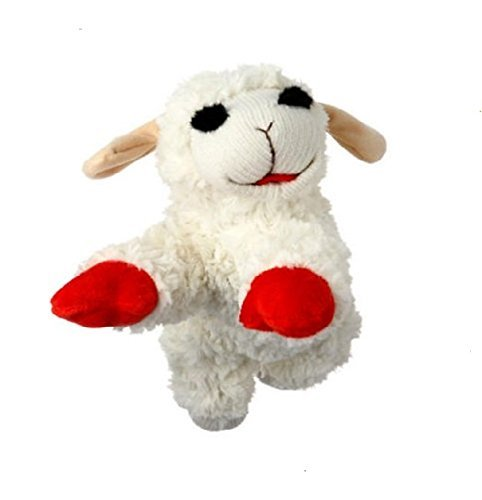 Lamb Chop Classic Plush Toy (4 Sizes) (LG- 11