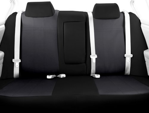 Caltrend Rear Row 40/60 Split Bench Custom Fit Seat Cover...