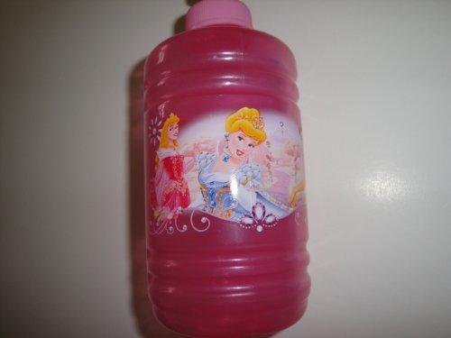 Disney Princess Pull Top Water Bottle (Pull Princess)