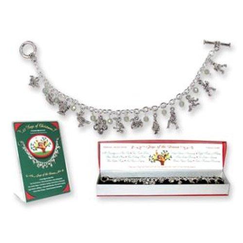 (12 Days of Christmas Charm Bracelet)