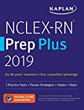 img - for NCLEX-RN Prep Plus 2019: 2 Practice Tests + Proven Strategies + Online + Video (Kaplan Test Prep) book / textbook / text book