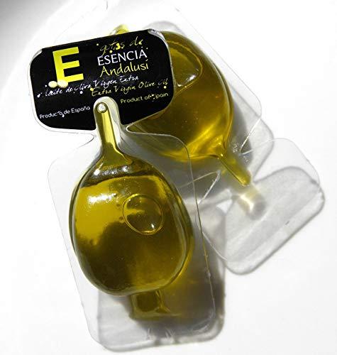 Monodosis Aceite Virgen Extra - Caja Granel 360 uds 12 ml Esencia Andalusí.: Amazon.es: Alimentación y bebidas
