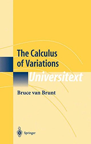 The Calculus of Variations (Universitext)