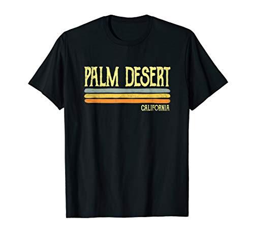 Vintage Palm Desert California CA Souvenir Gift  T-Shirt (Kids Palm Desert)