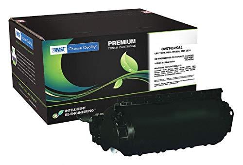 M5200n Series - MSE Dell, Lexmark Toner Cartridge, No. MSE022413162, Black