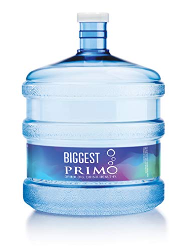 Primo 3 Gallon Refillable Water Jug, includes Coupons for 2 FREE Fills