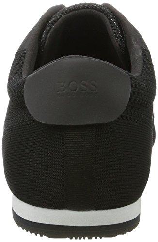Schwarz Black 01 sykn Lowp 10199155 Herren Lighter Sneaker BOSS Rq0PZgR