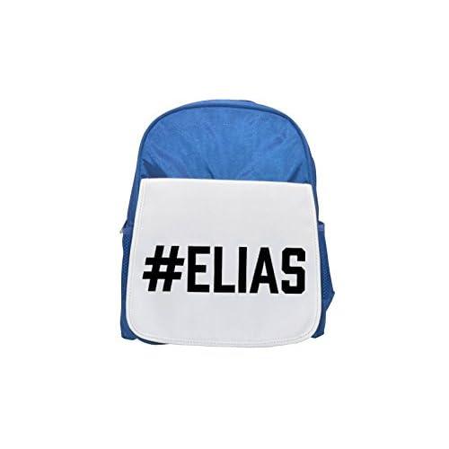 # Elias Printed Kid 's blue Backpack, cute Backpacks, cute small Backpacks, cute Black Backpack, Cool Black Backpack, Fashion Backpacks, Large Fashion Backpacks, Black Fashion Backpack