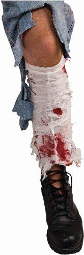 Forum Novelties Bloody Leg Bandage]()