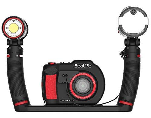SeaLife DC2000 Pro Duo HD Underwater Digital Camera with Sea Dragon 3000 Light/Flash - Sea Torch