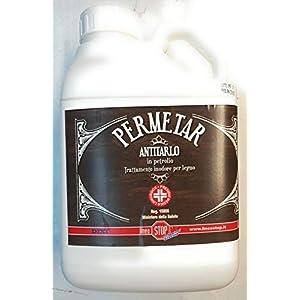 Dixi Antitarlo Elimina il tarlo dal legno e insetti perforatori Anti Tarlo Legno - 5 litri 41CiwBLR cL. SS300