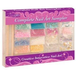 Star Nail Cina Pro Complete Nail Art Sampler Kit by Star Nail