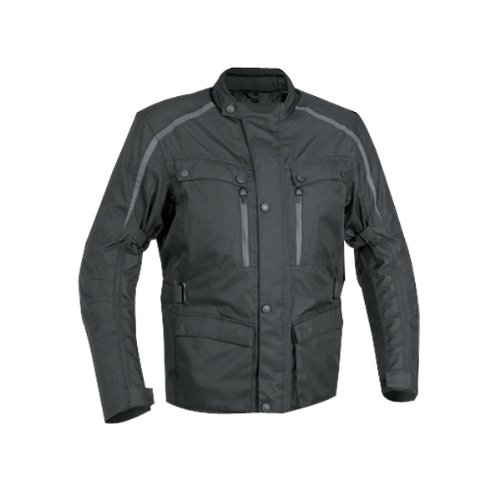 River Road Taos Womens Jacket , Distinct Name: Black, Gender: Womens, Apparel Material: Textile, Primary Color: Black, Size: XL XF-09-3629