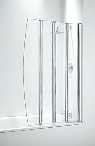 Coram Showers SFD4CUC 1400 mm x 865 mm, 4 pannelli pieghevoli con ...