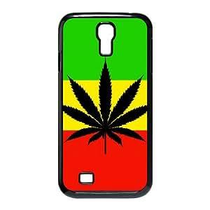 Samsung Galaxy S4 I9500 Phone Case Marijuana Leaf Cannabis Grass Rasta