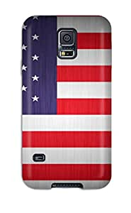 Perfect Fit Flag Of Usa Case For Galaxy - S5 2680048K31691399