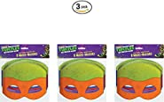 Teenage Mutant Ninja Turtles Masks, 8 Count (3)
