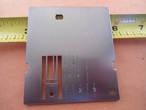 [해외]NGOSEW Needle Plate WorksPFAFF 1010-1037105011511171146714712010-21246112-6270 Zigzag 93-038909-3598-694820-00 / NGOSEW Needle Plate WorksPFAFF 1010-1037105011511171146714712010-21246112-6270 Zigzag 93-038909-3598-694820-00