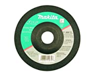 Makita 741407-B-25 5-Inch Grinding Wheel, 25-Pack