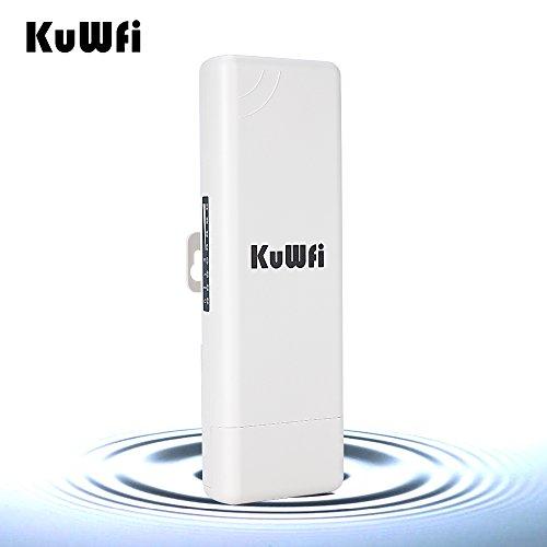 Sunrise KuWFi WDS Waterproof 1000mW 150Mbps Wireless Brid...