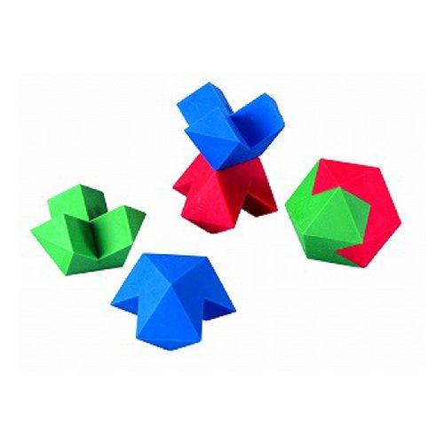 Logical Blocks DC (Plan Toys Building Blocks)