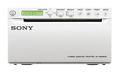 NUEVO MODELO impresora Sony upx898md para ecografo: Amazon.es ...