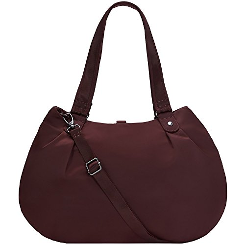 Pacsafe Citysafe Cx Hobo Anti Theft Hobo Handbag (Merlot)