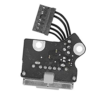 Amazon.com: Willhom 820-3109-A 820-3609-A DC-in Power Board ...