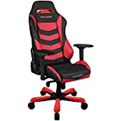 DXRacer Iron Series DOH/IS166/NR Newedge Edition Racing Bucket Seat office chair X large PC gaming chair computer...