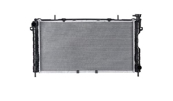 Amazon.com: Radiator for 2001 2002 2003 2004 Dodge Caravan 3.3L: Automotive