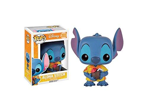 Funko Pop! Disney Lilo & Stitch: Aloha Stitch Exclusive #203