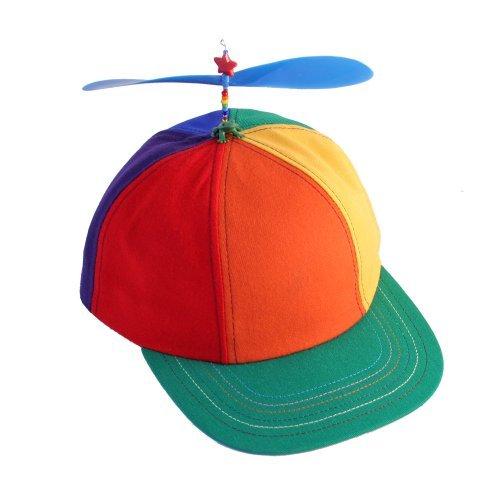 Child Propeller Beanie Hat Made in the USA by Interstellar Propeller