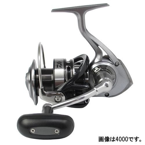 Daiwa 14 Caldia 4000 Mag Sealed Saltwater Spinning Reel 933322 from Japan