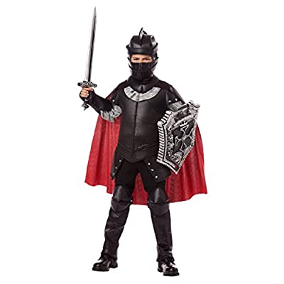 California Costumes The Black Knight Child Costume, Small: Toys & Games