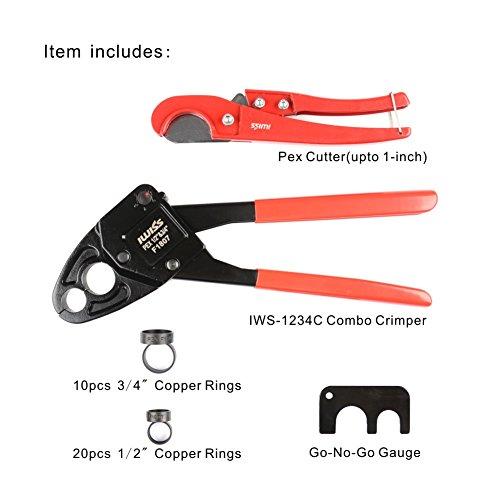 The 8 best pex crimping tools