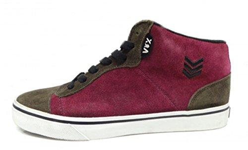 Shoes Bordo Vox Brown Skate Upgrade SgTqX6