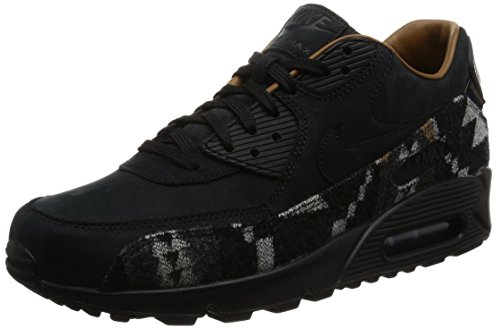 Noir Max Homme De Air Nike 90 Pnd negro Sport Qs Chaussures w5U5xzaqp