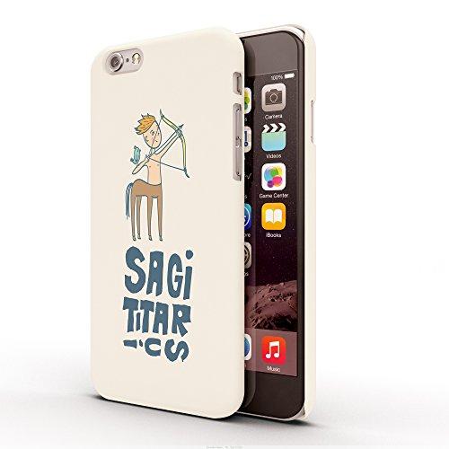 Koveru Back Cover Case for Apple iPhone 6 - Saggitarius