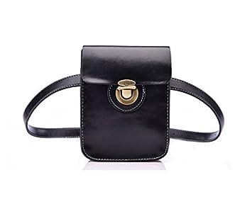 Amazon.com: Mujer Chica bolso bolso Fanny Pack de bolsillo ...