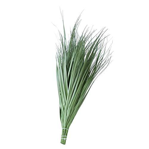 人工観葉植物 ペニセタムブッシュ(6個セット) ba840 グラス (代引き不可) インテリアグリーン 造花 BUSH B07SYHBFVF