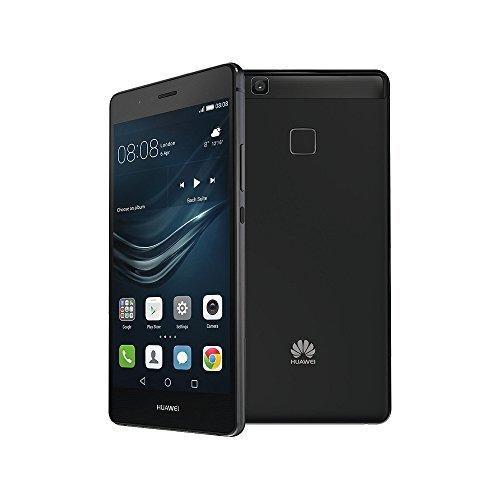 Huawei P9 Lite VNS-L22 16GB 5.2-Inch Dual SIM 13MP 4G LTE Factory Unlocked - International Stock No Warranty (BLACK)