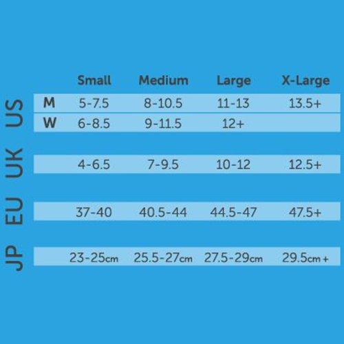 Injinji Men's Sport Original Weight Micro Performance Toe Socks