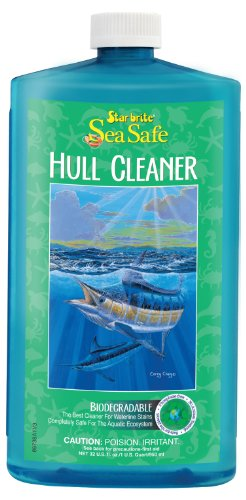 Star brite Sea Safe Hull Cleaner - 32 (Fiberglass Boat Hull)