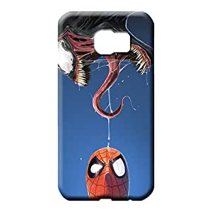 samsung galaxy s6 Sanp On With Nice Appearance Protective mobile phone case spiderman and venom