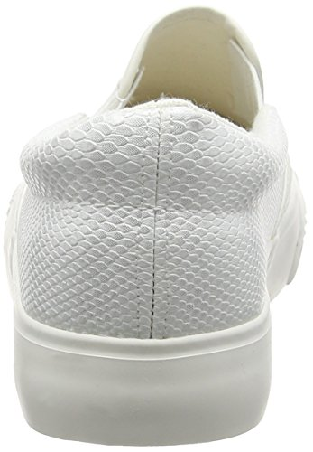 Dolcis Riva - Zapatillas, Mujer Blanco