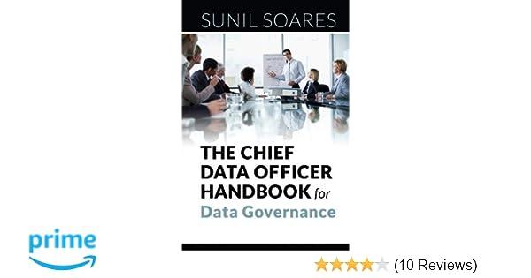 Amazon The Chief Data Officer Handbook For Data Governance