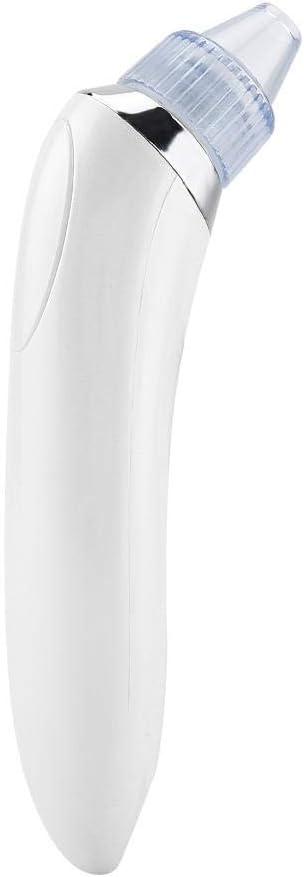 Aspirador nasal para beb/és Sacamocos para Beb/és Aspirador Mocos Carga USB Aspiradora Limpiar Nariz Mocos para Ni/ños Y Infantil 5 Niveles De Succi/ón Velocidad Ajustable