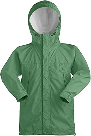 BOY'S PRECIP JACKET - M - Stellar Blue